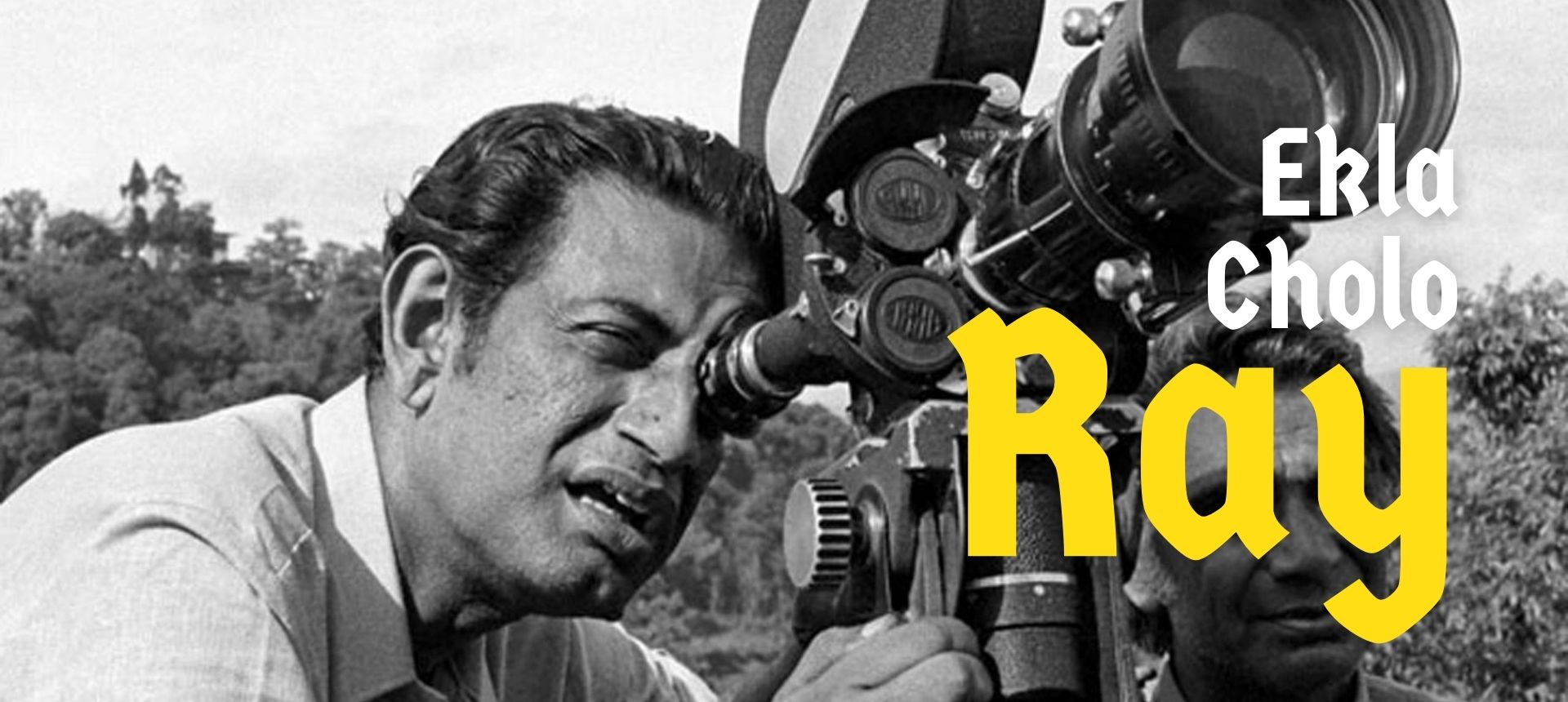 Lights, Camera, Action – on the advertising career of Satyajit Ray
