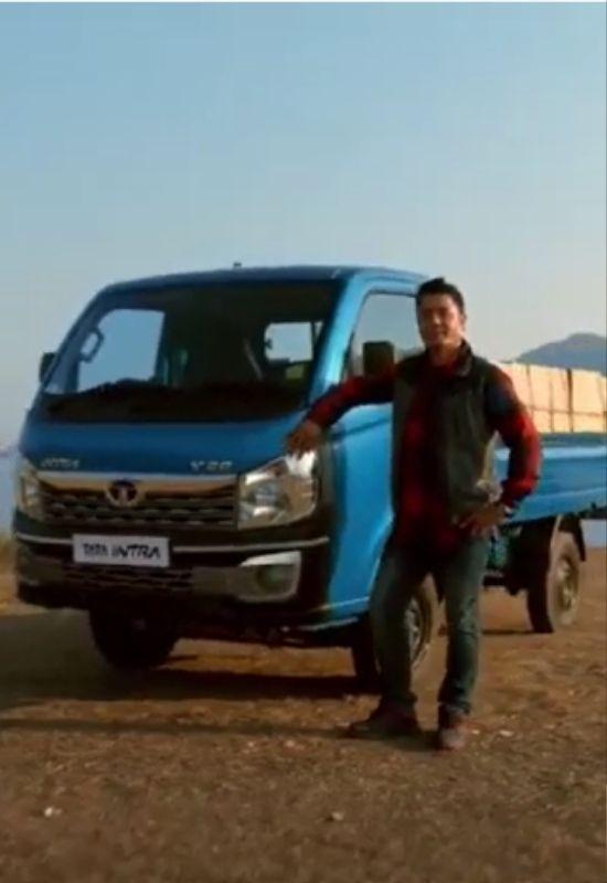 Tata Intra in Nepal - Make The Big Move     Tata Motors